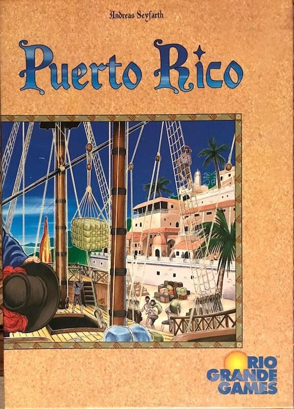 puerto rico board game rio grande