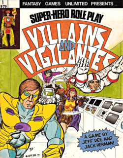 VILLAINS & VIGILANTES