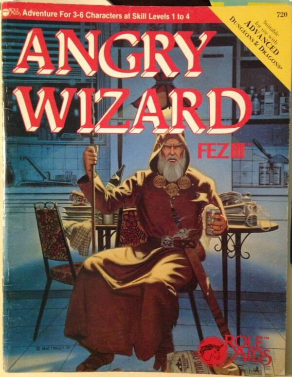 FEZ3 Angry Wizard