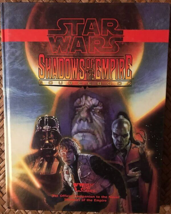 shadows of empire Star Wars RPG