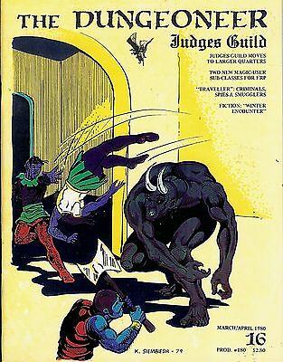 dungeoneer magazine 16