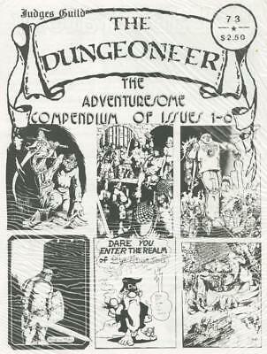 dungeoneer magazine 73
