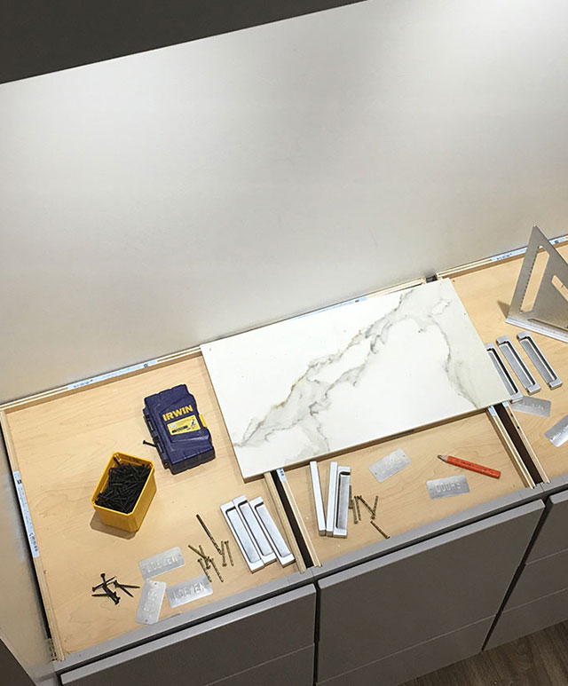 Multipurpose Showroom Display