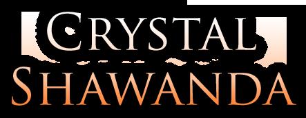 Crystal Shawanda  |  Official Logo