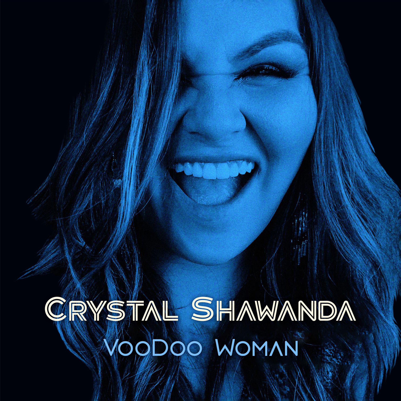 "Crystal Shawanda Releases New Blues Album ""Voodoo Women"""