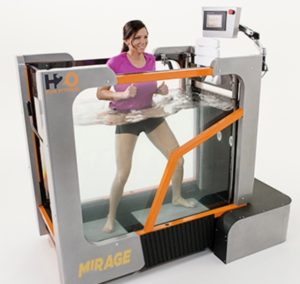 Physical Therapy Aquatic Treadmill