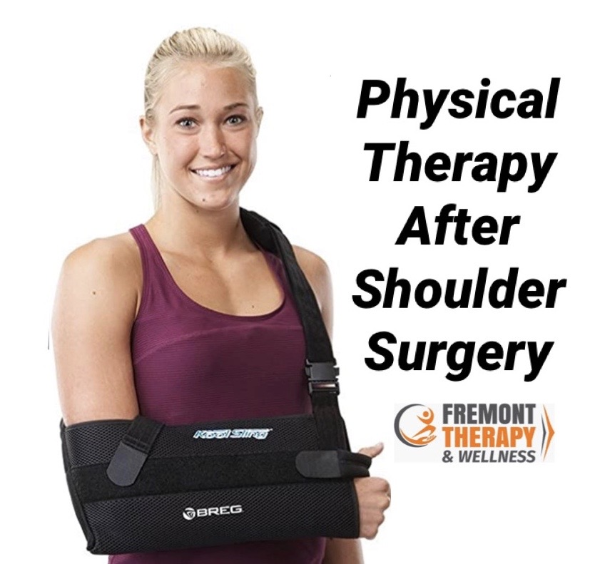 Shoulder Physical Therapy.- Fremont Therapy