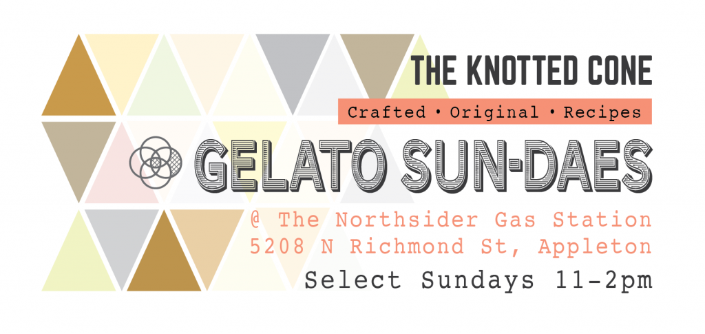 Gelato Sun-daes @ The Northsider Convenience Station