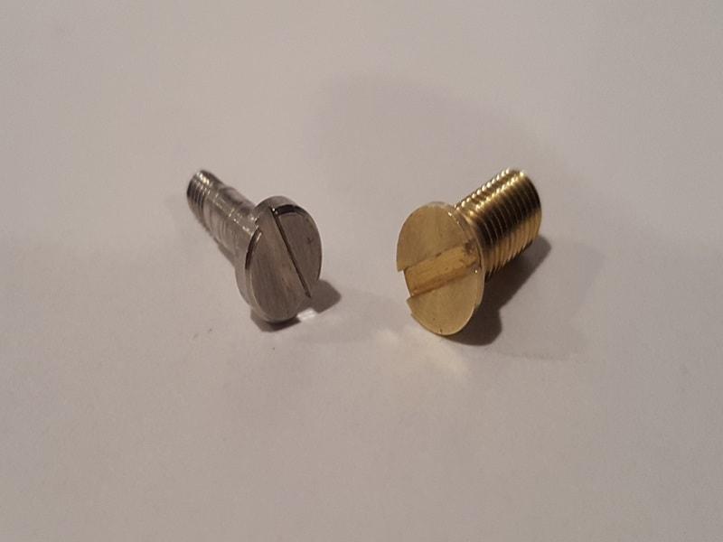 Countersunk Screws