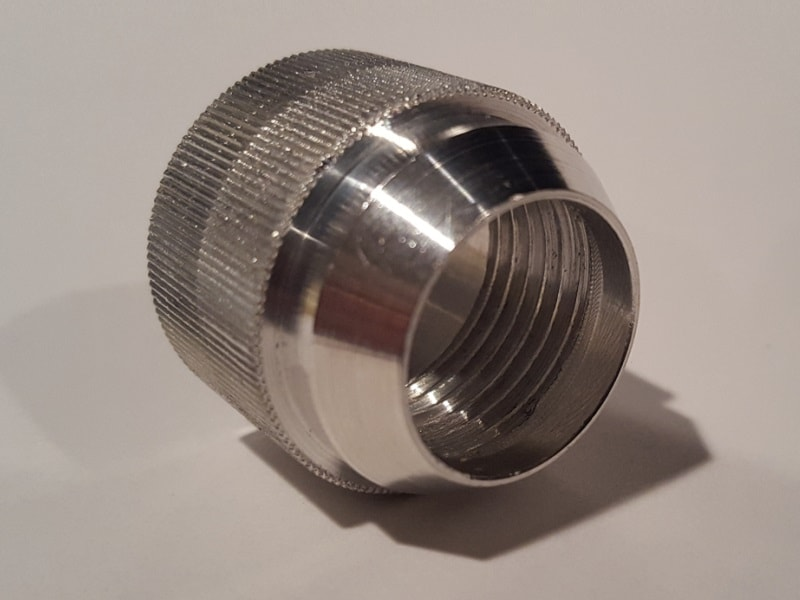 Knurled Couplings