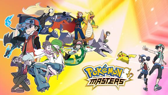 Llega nuevo trailer de Pokémon Masters para móviles Android, iOS y iPad OS