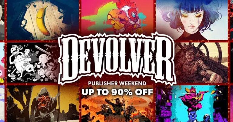 Devolver Digital anuncia hasta un 90% de descuento en sus juegos