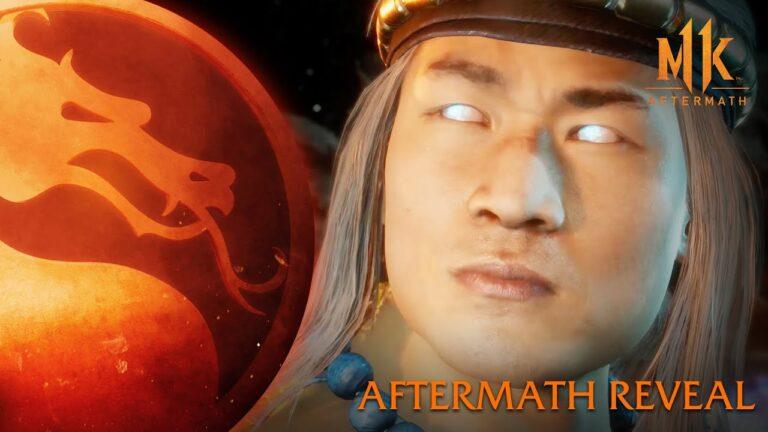 WB Games lanza el nuevo trailer de Mortal Kombat 11: Aftermath