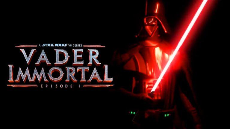 Star Wars: Vader Immortal llegará próximamente para PlayStation VR