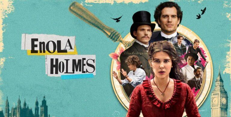 [Opinión/Reseña] Enola Holmes, protagonizada por Millie Bobby Brown