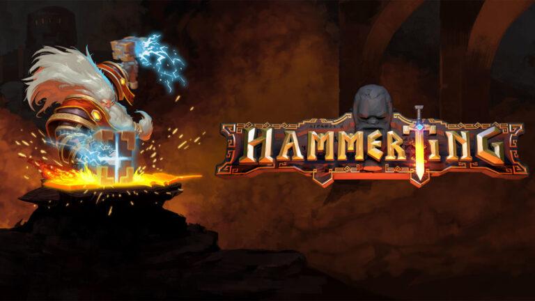 Forja para la victoria cuando Hammerting se lance en Early Access el próximo mes