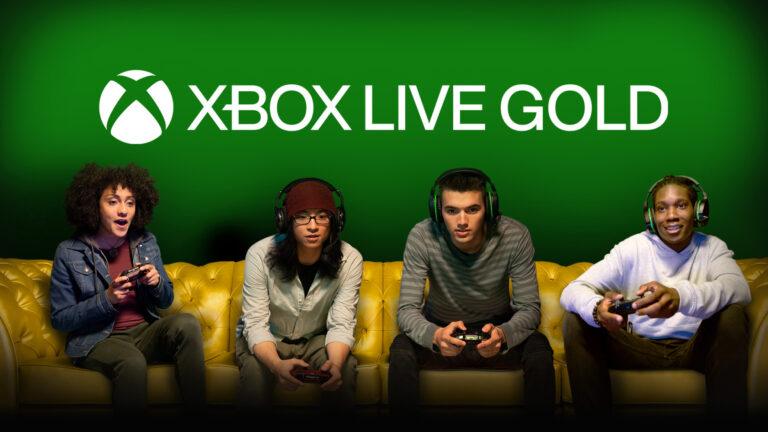 Xbox aumenta el precio de su servicio en línea Xbox Live Gold