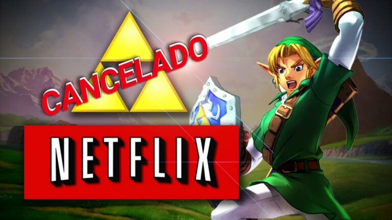 La serie de Legend of Zelda producida por Netflix, ha sido cancelada por Nintendo