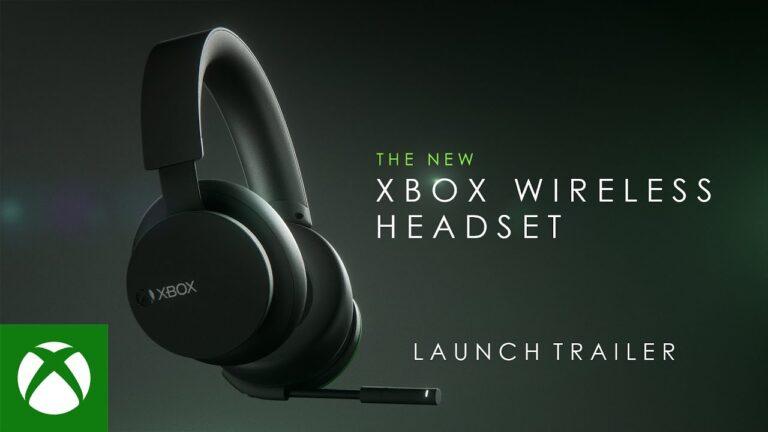 Microsoft anuncia el nuevo Xbox Wireless Headset disponibles por $99