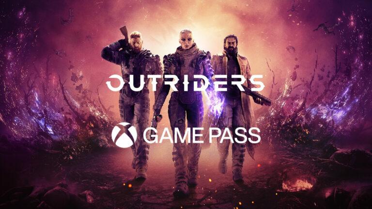 Outriders llegará oficialmente a Xbox Game Pass desde el Día 1