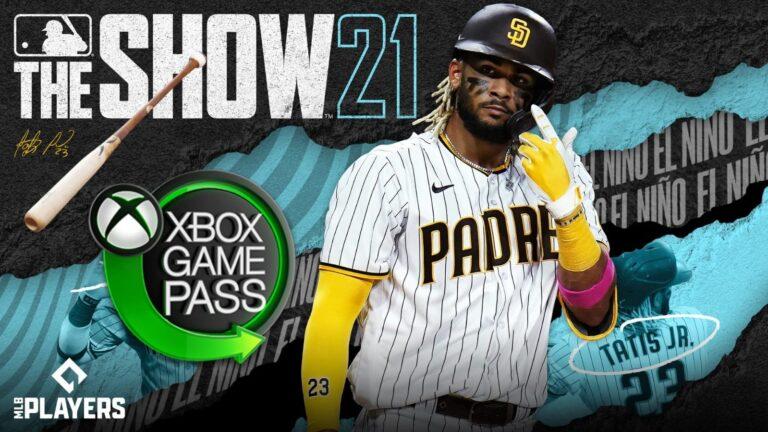 MLB The Show 21 llegará a Xbox Game Pass en su día de lanzamiento