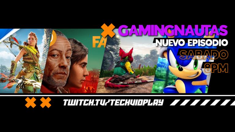 GamingNautas Podcast: Próximo Final Fantasy será exclusivo de PS5, Nuevo Nintendo Switch y más…