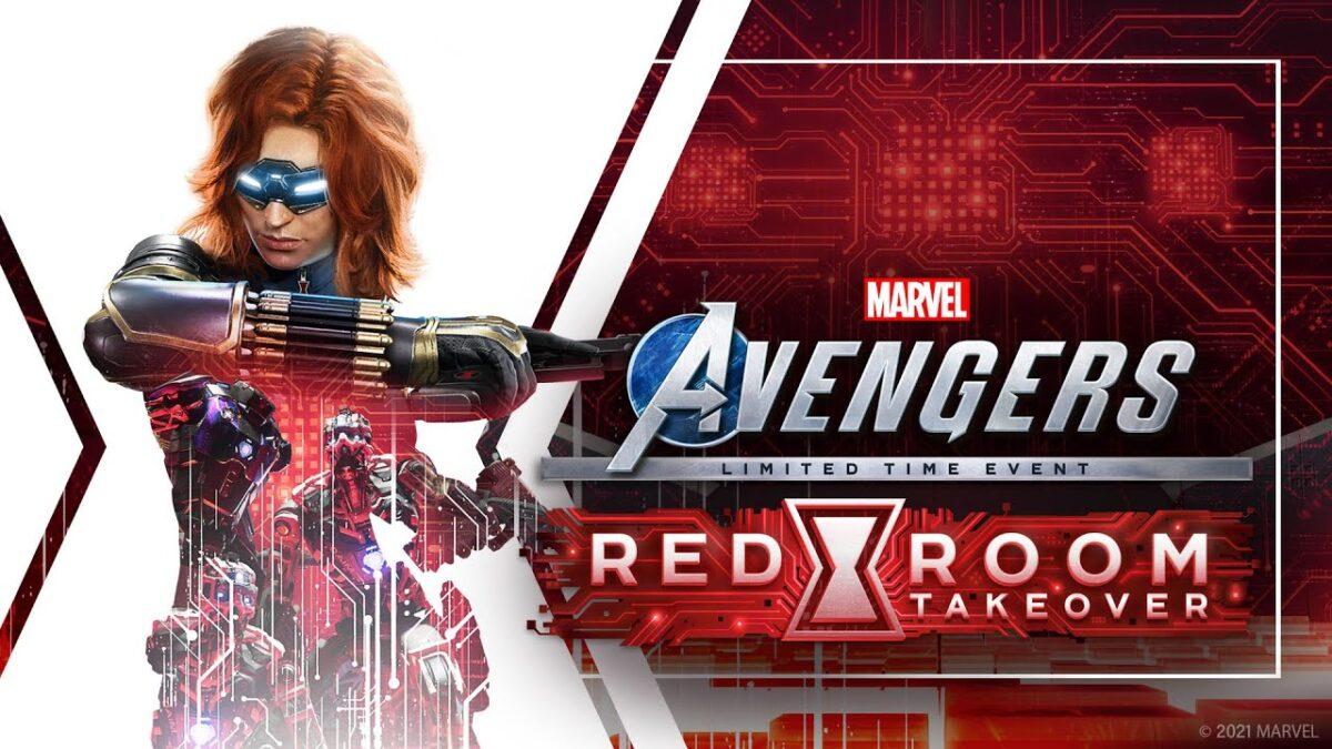 Ya está disponible el nuevo evento de Marvel's Avengers: Red Room Takeover