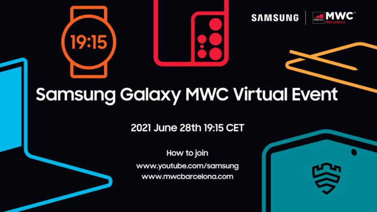 Samsung anuncia su participación en el Mobile World Congress 2021