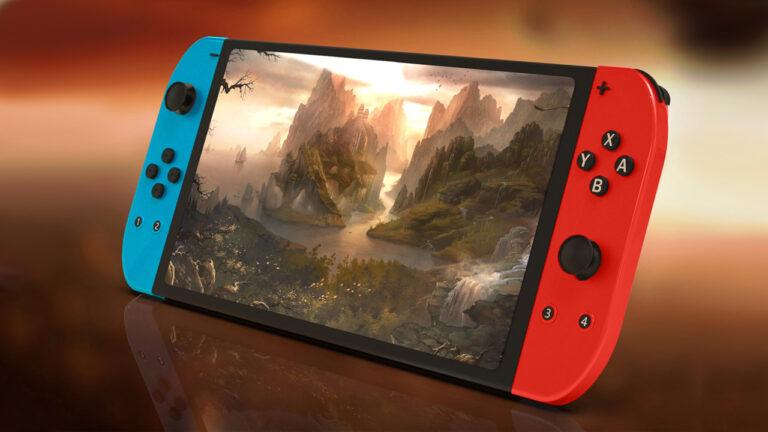 Nintendo Switch Pro tendrá un precio de $399 dólares