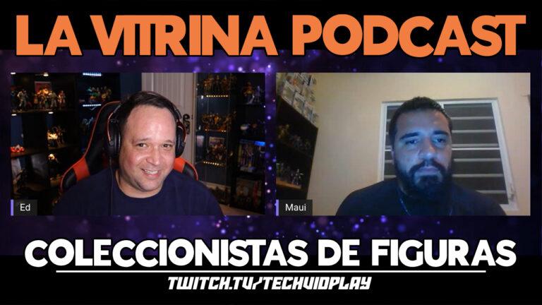 La Vitrina Podcast – Power Rangers x TMNT, Mcfarlane Toys Store y más