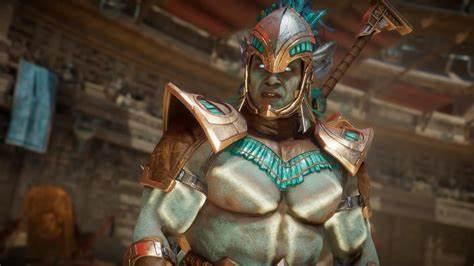 Nuevas Figuras de Mortal Kombat 11
