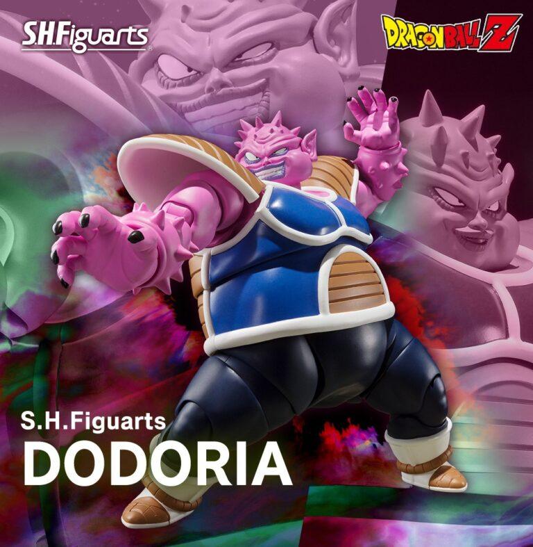 ¡Dodoria Llega a Sh Figuarts!