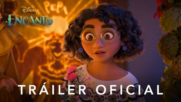 "Liberan nuevo trailer del filme animado de Disney ""Encanto"""