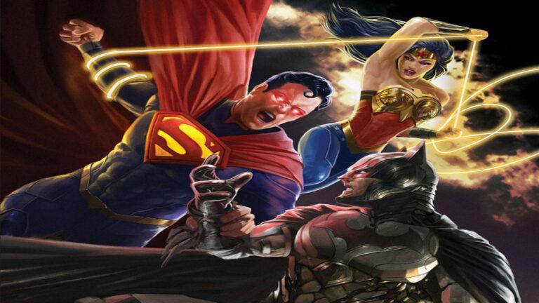Fecha y trailer de Injustice