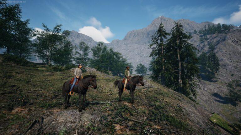 Ranch Simulator ahora incluye caballos en su nueva actualización