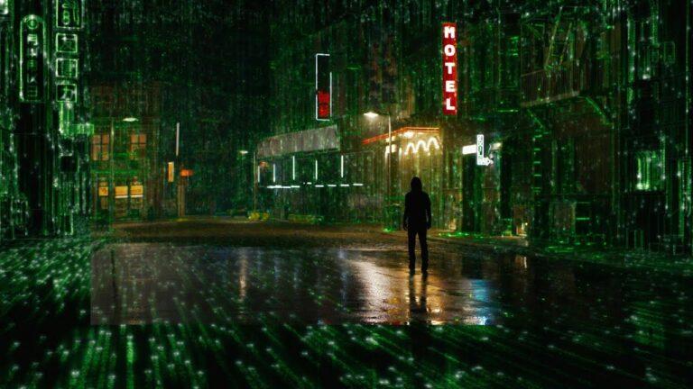 Llega el anticipado trailer oficial de The Matrix: Resurrections