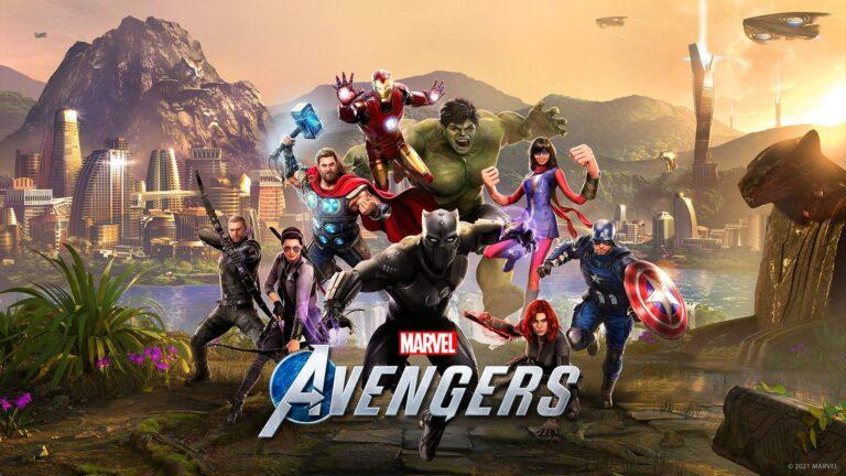 Marvel's Avengers se posiciona entre los 10 videojuegos más jugado en Xbox