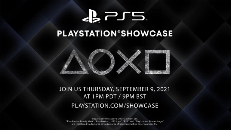 PlayStation Showcase 2021 programado para el 9 de septiembre