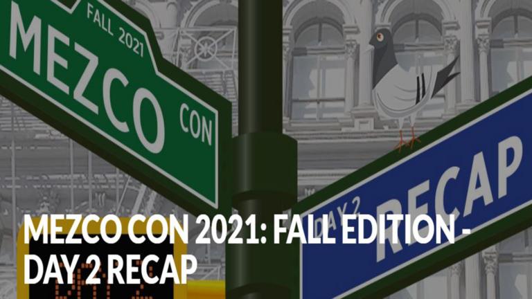 Dia 2 del Mezco Con 2021 Edición Otoño