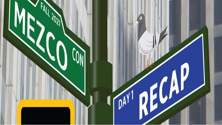 Dia 1 del Mezco Con 2021 Edición Otoño
