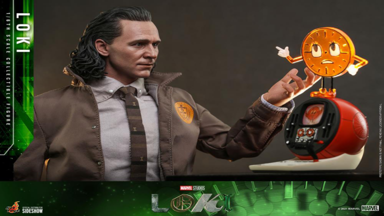 Loki | Hot Toys