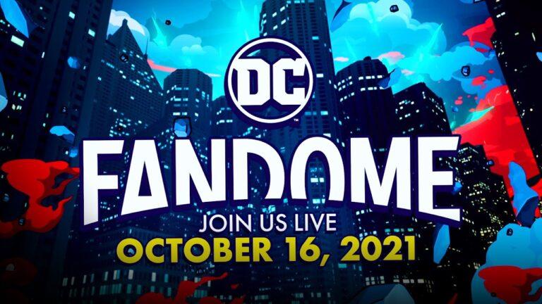 Teaser Oficial | DC FanDome 2021