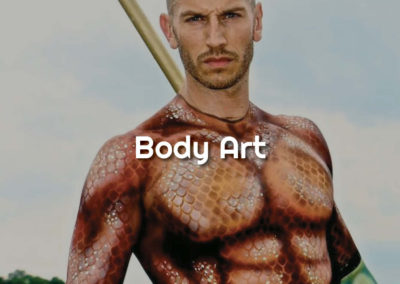 Adult Body Art