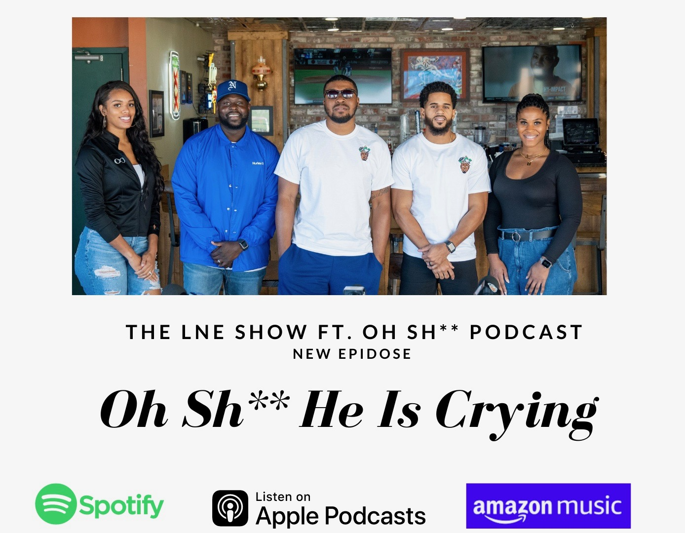 66. Oh Sh** He Is Crying Ft. Oh Sh** Podcast