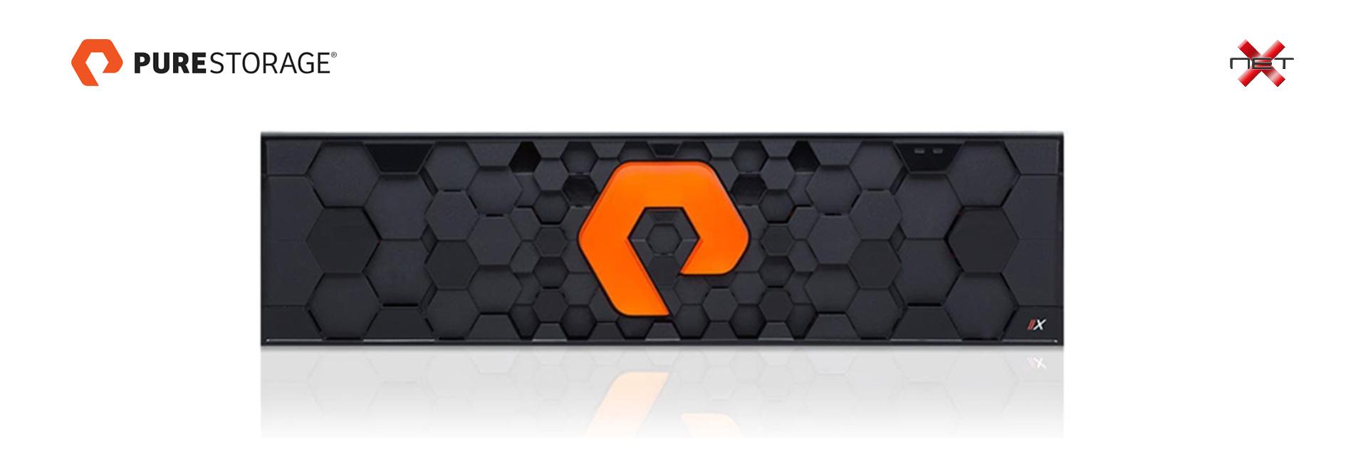 Purestorage - FlashBlade Storage with NetX
