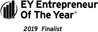 EY Entrepreneur of the Year 2019 Finalist