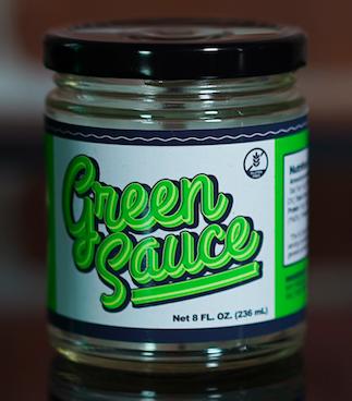 Normas Green Sauce