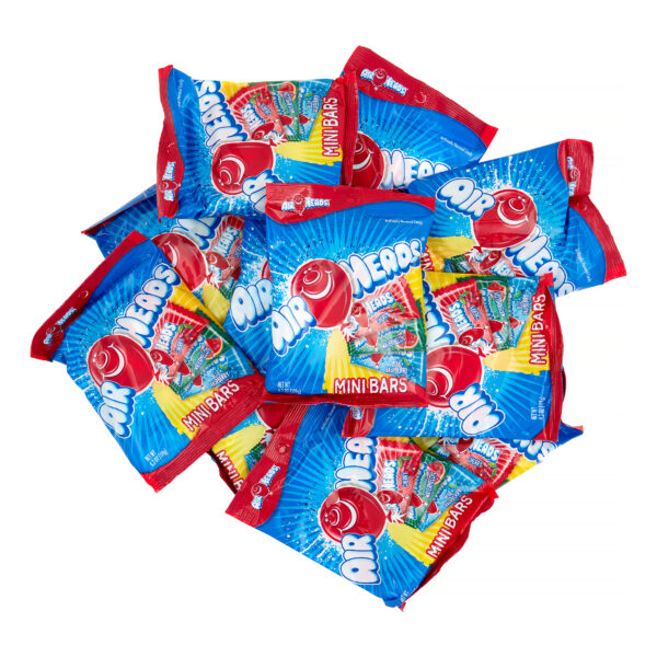 Airheads mini candy bars assorted flavors