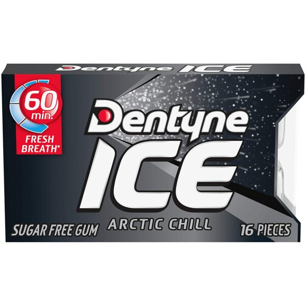 Dentyne Ice Artic Chill Chewing Gum