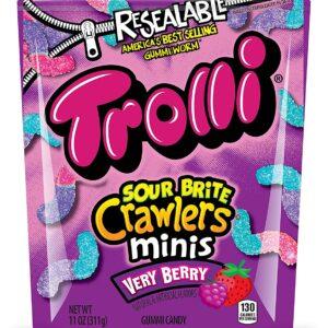 trolli sour brite minis very berry